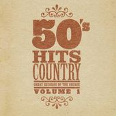 Great Records of the Decade: 50's Hits Country,