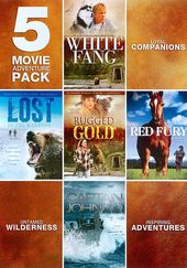 5 Movie Adventure Pack