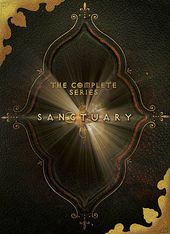 Sanctuary - Complete Series (18-DVD)