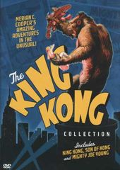 King Kong Collection [Box Set] (4-DVD)