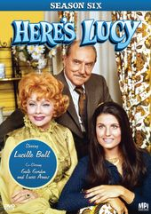 Here's Lucy - Season 6 (4-DVD)