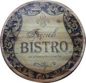 "French Bistro - 20"" Lazy Susan"