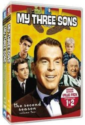 My Three Sons - Season 2 (6-DVD)