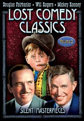 Lost Comedy Classics, Volume 3 (Silent)