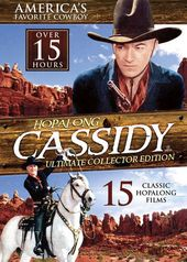 Hopalong Cassidy Classics, Volume 1: 15-Movie