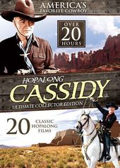Hopalong Cassidy Classics, Volume 2: 20-Movie