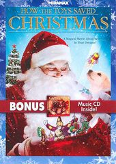 How the Toys Saved Christmas (DVD + CD)
