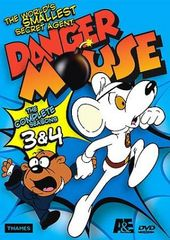 Danger Mouse - Complete Seasons 3 & 4 (2-DVD)