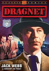 "Dragnet, Volume 7: 4-Episode Collection - 11"" x"