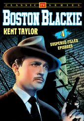 Boston Blackie - Volume 1: 4-Episode Collection