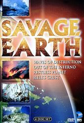 Savage Earth Box Set (4-DVD)