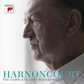 Harnoncourt: The Complete Sony Recordings (61-CD