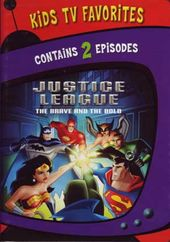 Justice League - The Brave and the Bold (2