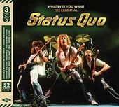 Whatever You Want: The Essential Status Quo (3-CD)