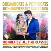 Dreamboats & Petticoats: 10th Anniversary (4-CD)