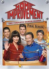 Home Improvement - Complete 8th Season (4-DVD)