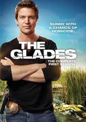 The Glades - Complete 1st Season (4-DVD)