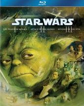 Star Wars Prequel Trilogy (Blu-ray)