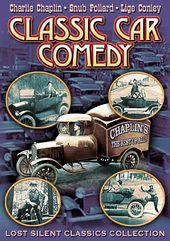 "Classic Car Comedy - 11"" x 17"" Poster"