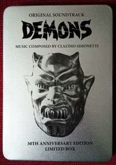 Demons Original Soundtrack: 30th Anniversary