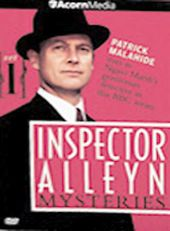 The Inspector Alleyn Mysteries - Set 1 (4-DVD)