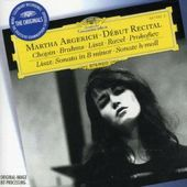 Martha Argerich: Debut Recital