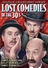 "Lost Comedies of the 30's - 11"" x 17"" Poster"