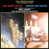 Original Scores by Bill Conti: The Right Stuff /