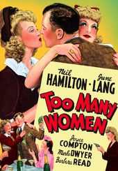 "Too Many Women - 11"" x 17"" Poster"