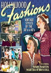 Hollywood Fashions: Vintage Styles of the 30s and