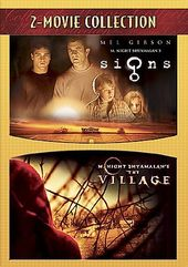 Signs / The Village (2-Movie Collection)