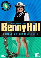 Benny Hill: Complete & Unadulterated - Set 4: