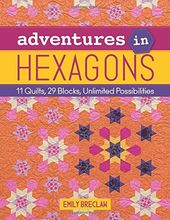 Adventures in Hexagons: 11 Quilts, 29 Blocks,