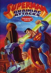 Superman - Brainiac Attacks
