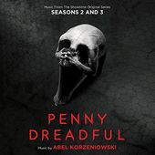 Penny Dreadful - Seasons 2-3 (2-CD)