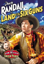 "Land of the Six Guns - 11"" x 17"" Poster"