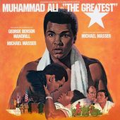 "Muhammad Ali in ""The Greatest"""