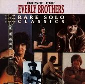 Best of the Everly Brothers: Rare Solo Classics
