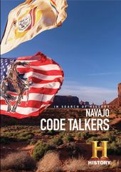 In Search of History - Navajo Code Talkers DVD