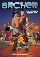 Archer - Complete Season 2 (2-DVD)