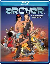 Archer - Complete Season 2 (Blu-ray)