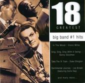 18 Greatest Big Band #1 Hits
