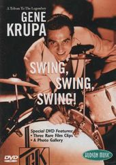 Gene Krupa - A Tribute to the Legendary Gene