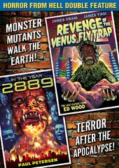 Horror from Hell Double Feature : Revenge of the