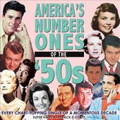 America's Number Ones of the '50s (5-CD)