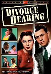 "Divorce Hearing - 11"" x 17"" Poster"