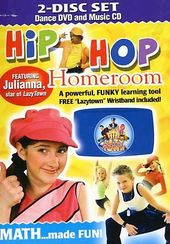 Hip Hop Homeroom Math Made Fun (DVD + CD)