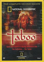 National Geographic - Taboo - Complete 2nd