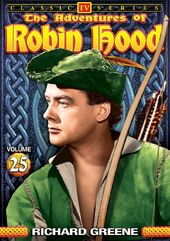 Adventures of Robin Hood - Volume 25