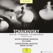 Tchaikovsky: Swan Lake / The Nutcracker / The